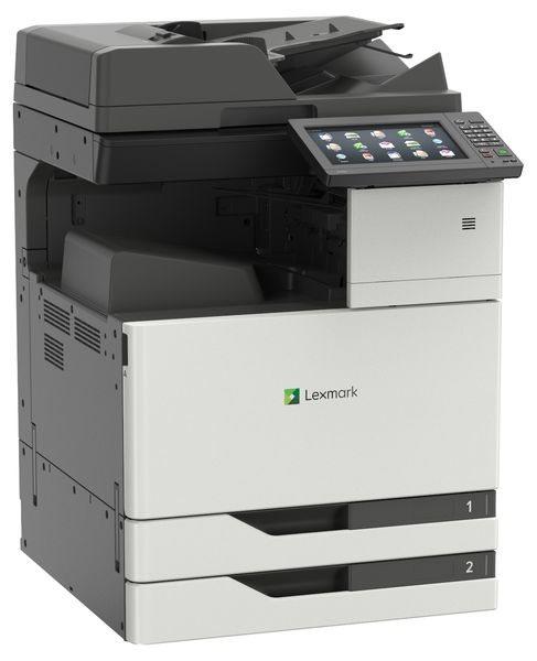 lexmark cx922de mfp a3 color laserdrucker 45ppm print scan. Black Bedroom Furniture Sets. Home Design Ideas