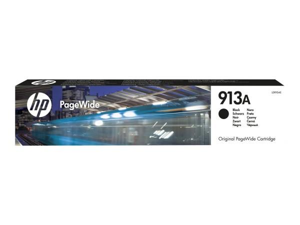 HP 913A schwarze Original-PageWide-Patrone L0R95AE