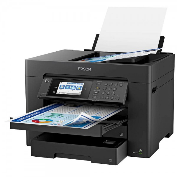 Epson WorkForce WF-7840DTWF DIN A3+ Multifunktions-Tintenstrahldrucker C11CH67402