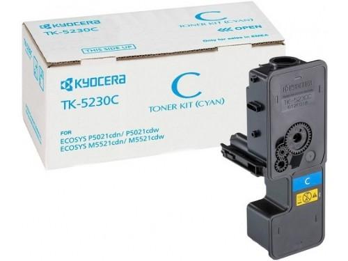Kyocera Original Toner TK-5230C Cyan für M5521cdn, M5521cdw, P5021cdn