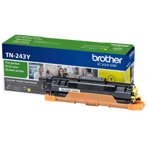Brother TN-243Y Original Toner