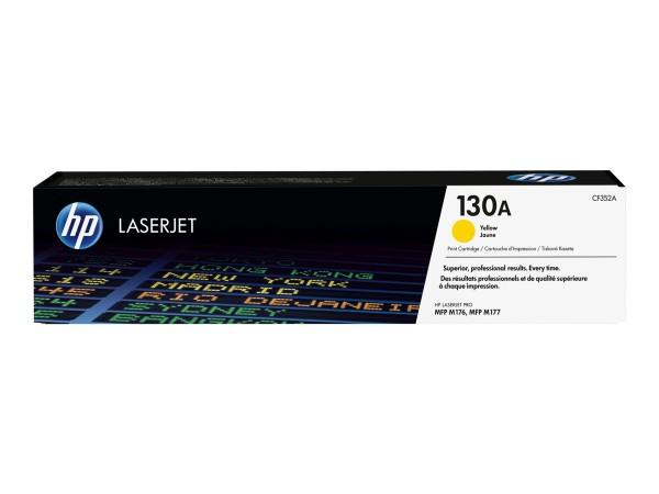 HP 130A Toner Yellow CF352A HP Color LaserJet Pro MFP M176n M177fw CF352A