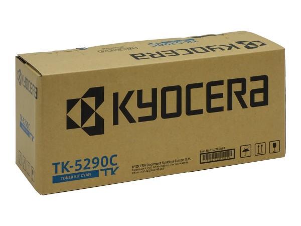 Kyocera TK-5290C Toner-Kit cyan für Ecosys P7240cdn 1T02TXCNL0