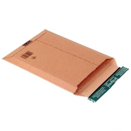 Versandtasche aus Wellpappe 355 x 265 mm VPE 30 Stück