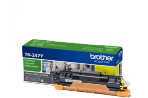 BROTHER-Yellow-high-yield-toner-TN247Y