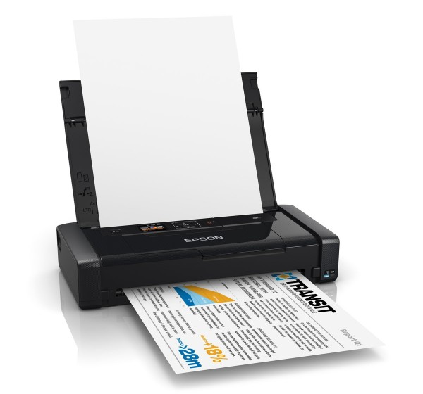 EPSON Workforce WF-100W MobilePrinter A4