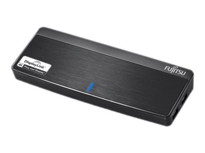 FUJITSU-USB-Port-Replicator-PR8-1-S26391-F6007-L410