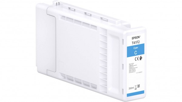 EPSON Singlepack UltraChrome XD2 T41F240 Cyan 350ml