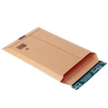 Versandtasche aus Wellpappe 414 x 303 mm VPE 30 Stück