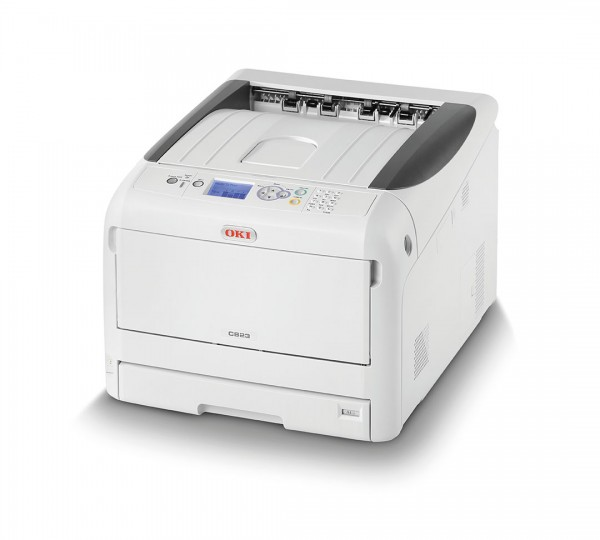 OKI C823n A3 Color Drucker