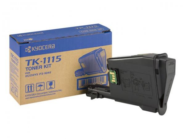 KYOCERA TK-1115 Toner Schwarz