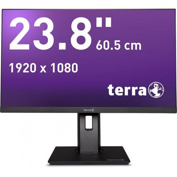 TERRA LED 2463W PV black DP HDMI GREENLINE PLUS 1920 x 1080 Pixel 60.5 cm