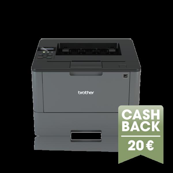 Brother HL-L5100DN Laserdrucker Cashback