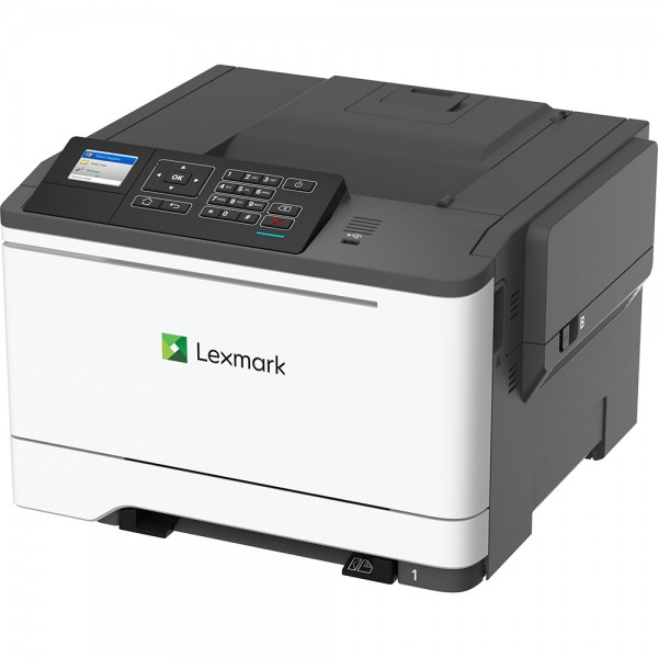 Lexmark CS622de color A4 laser printer 37 ppm 1GB 1GHz 42C0090