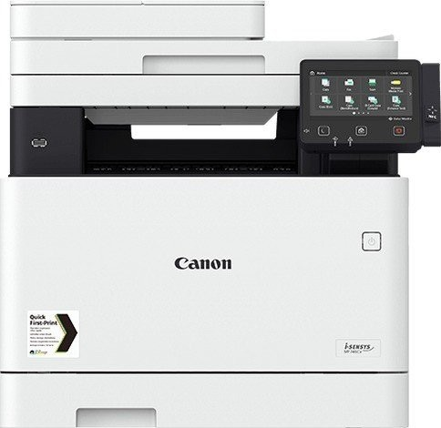 Canon i-Sensys MF744Cdw Multifunktionsdrucker Farbe Laser A4 3101C042