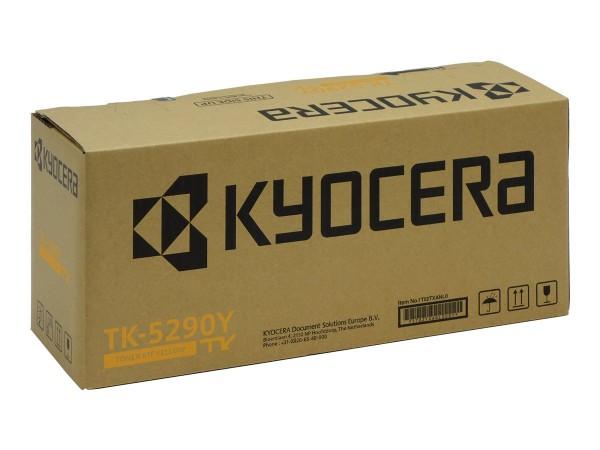 Kyocera TK-5290Y Toner-Kit gelb 1T02TXANL0