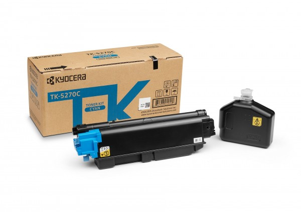 KYOCERA TK-5270C Toner-Kit cyan