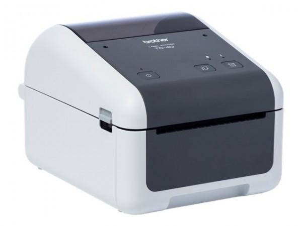 Brother TD-4520DN Etikettendrucker Thermo TD4520DNXX1