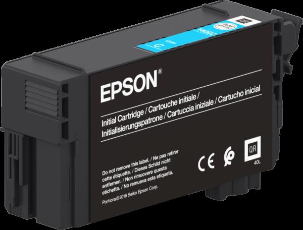 XD2 Epson Tinte C13T40D240 SC-T3100n_Cyan