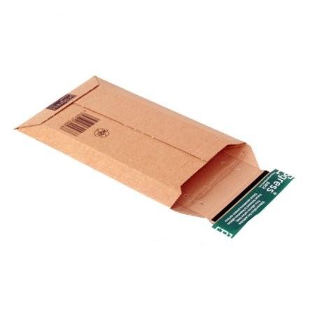 Versandtasche aus Wellpappe 268 x 167 mm VPE 30 Stück