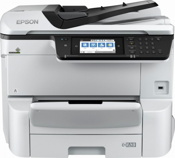 Epson WorkForce Pro WF-C8610DWF - Multifunktionsdrucker C11CG69401