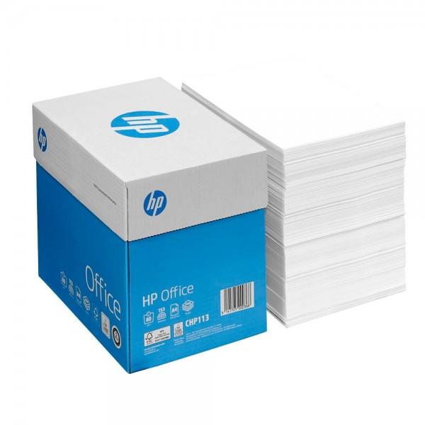 HP Kopierpapier Office DIN A4 80 g qm 2.500 Blatt Maxi-Box